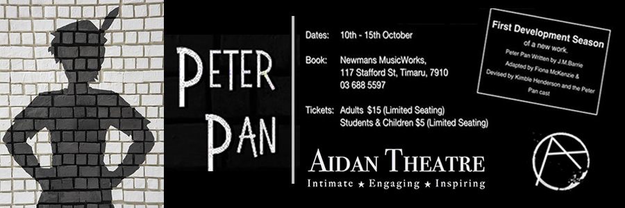 Development Season - Aidan Theatre