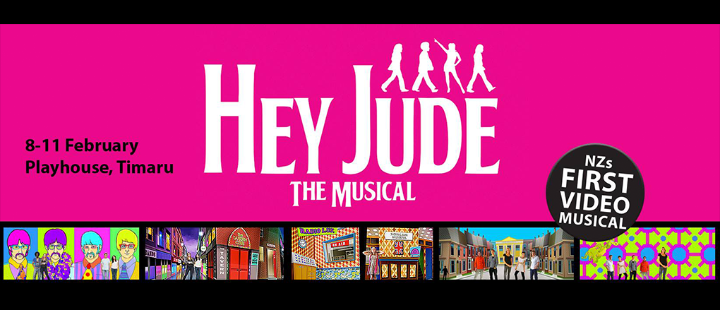 HEY JUDE - The Musical